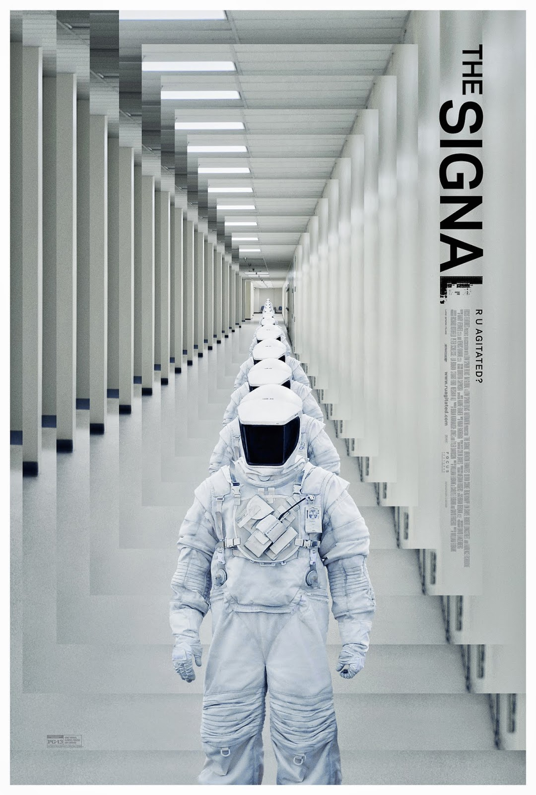 The Signal - Poster | A Constantly Racing Mind