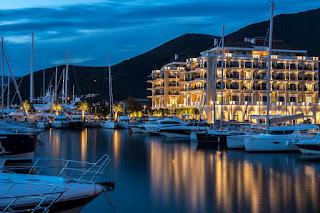 Short and long-term berth in Porto Montenegro