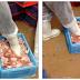 ΣΟΚ: Δείτε πως…ξεπαγώνουν τις φτερούγες κοτόπουλου σε ένα εργοστάσιο τροφίμων (Video)