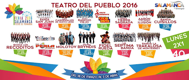 teatro del Pueblo fEria Salamanca 2016