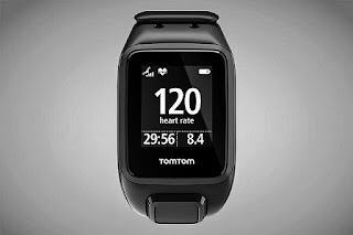 smartwatch running