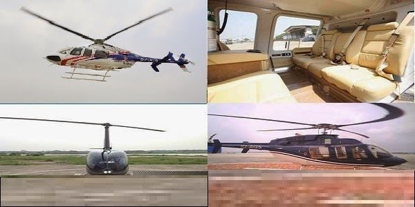 Hire helicopter in Bangladesh