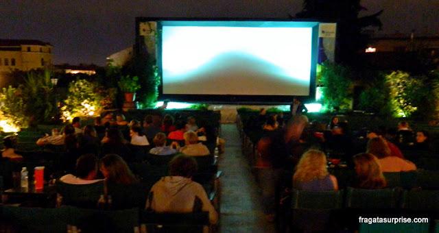 Cine Paris, Atenas