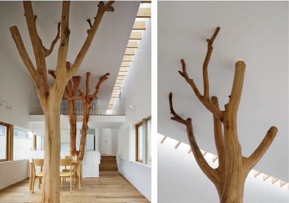 garden tree house alberi in casa blog di arredamento e On alberi finti da arredamento