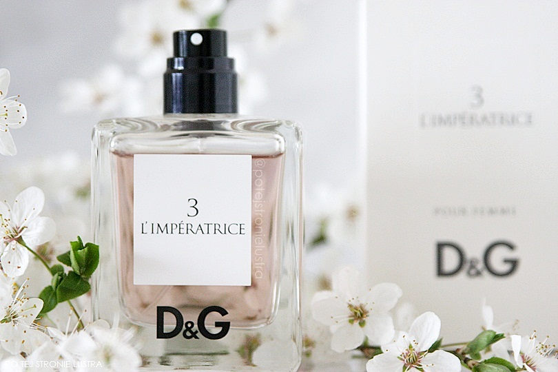 perfumy dolce gabbana l'imperatrice