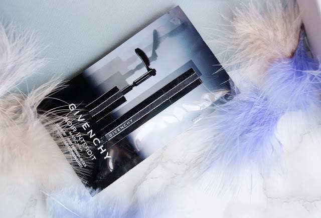 Удлиняющая тушь для ресниц с эффектом накладных ресниц Givenchy Noir Interdid