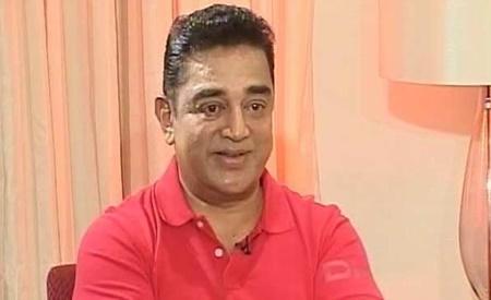 Kamal denied to answer questions regarding the meet with Rajinikanth