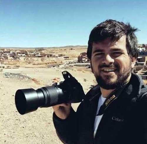 Periodista argentino hizo la nota de trata y tráfico de niños en la frontera por ganarse una beca