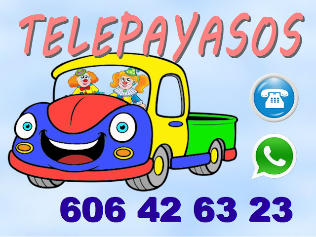 Contacta con Telepayasos Sevilla