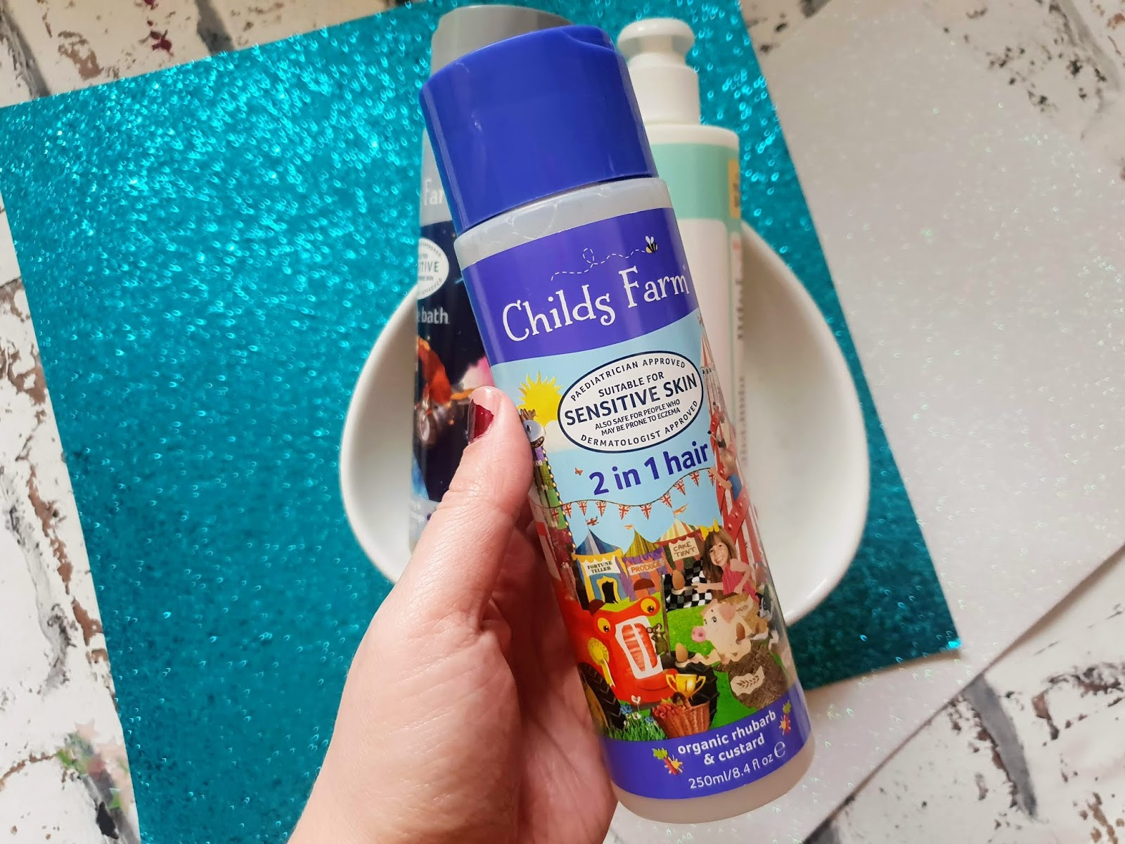 Child's Farm Products | Review