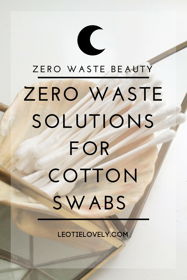 sustainable cotton swabs, zero waste cotton swabs, eco, biodegradable, cotton swab, cotton bud, Q-tips, eco friendly, sustainable, sustainable switch, zero waste, zero waste beauty, zero waste home, sustainable home, green home, green living, green beauty blogger