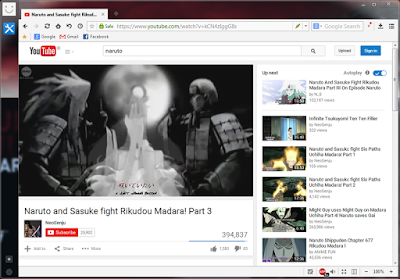 Youtube on Maxthon Cloud Browser