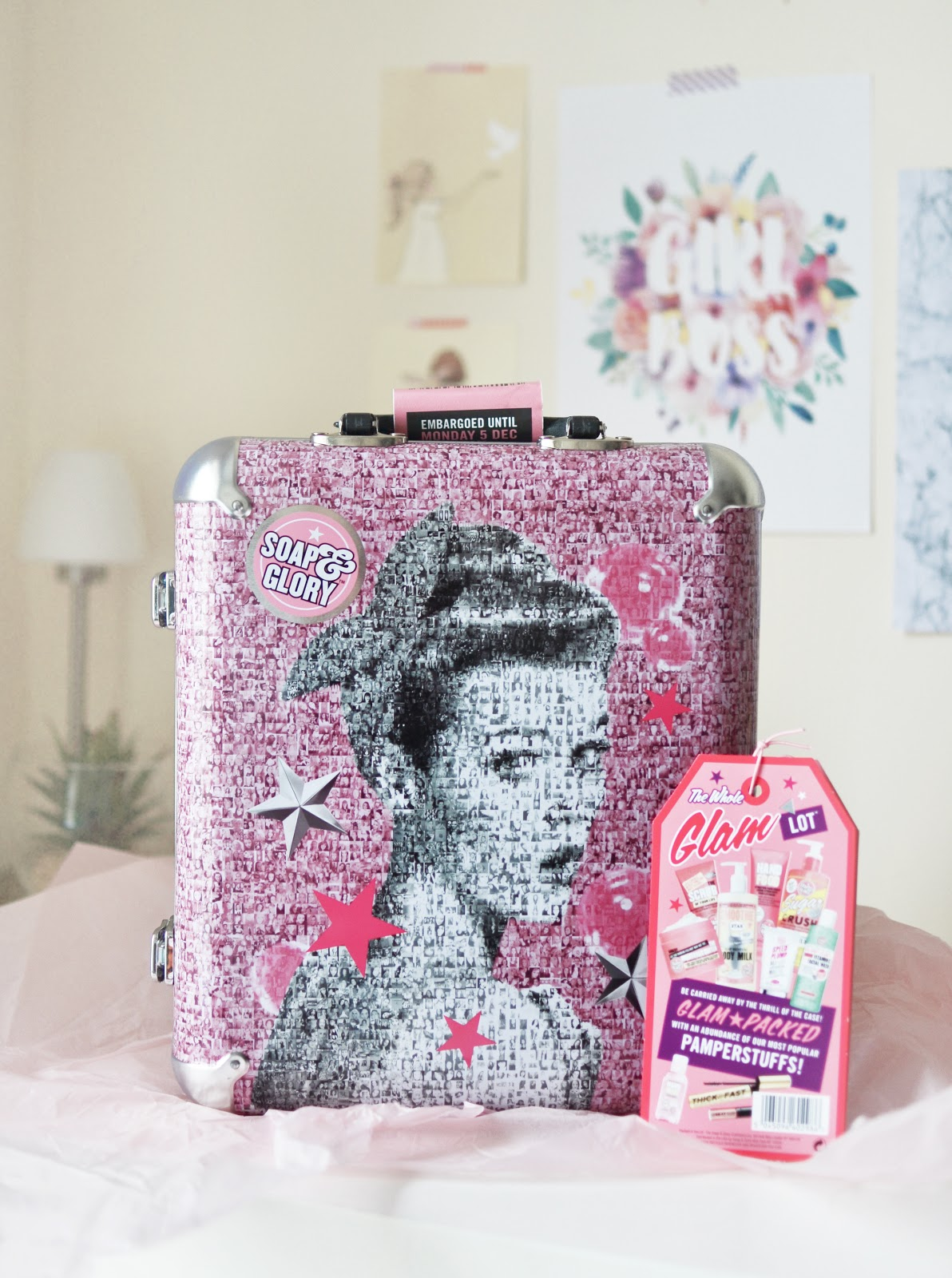 Soap & Glory's 2016 Star Gift