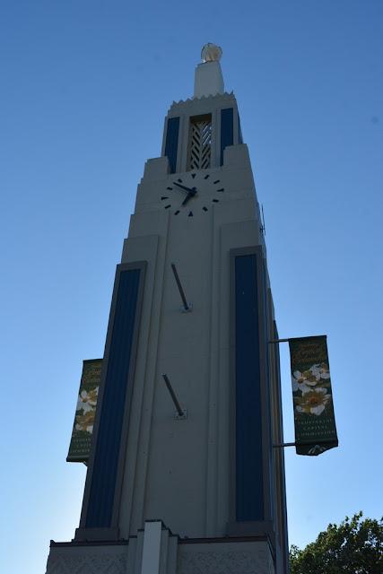Victoria Island clock tower