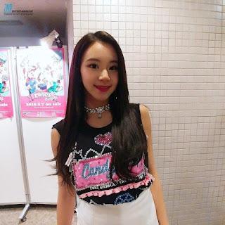 Foto Chaeyoung Twice Showcase Live Tour Japan 2018