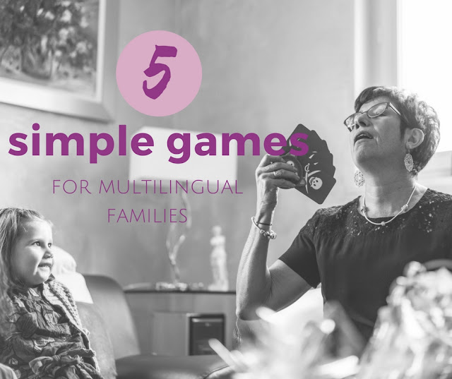 5 simple games for multilingual families you can play in any language