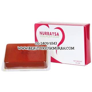 Nurraysa Collagen Soap