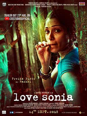 Love Sonia 2018 Hindi Full Movie PDVDRip 720p