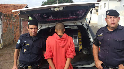 Guarda Municipal de Botucatu localiza drogas com menor na Vila Maria