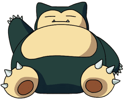 9 Pokemon Go Characters Every Mom Can Identify With Snorlax