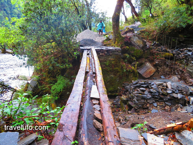Pindari glacier trek photos
