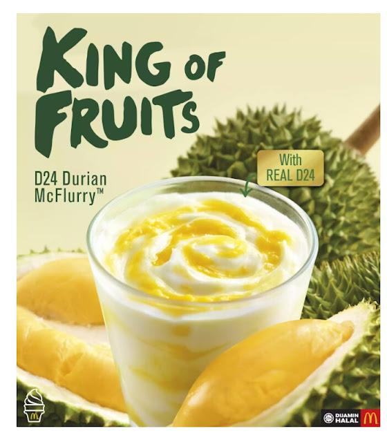 McFlurry Durian