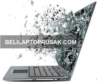 Beli Laptop Rusak - Mati