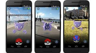 cara menghemat baterai smartphone saat main pokemon go