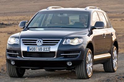 Volkswagen Touareg Specs and Price