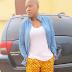 Toyin Aimakhu Goes Bald