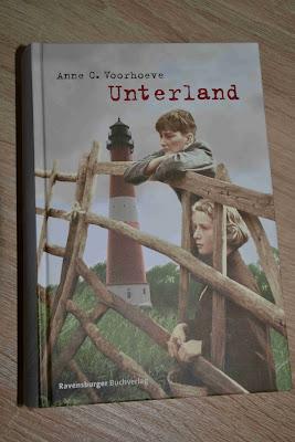 """""""Unterland"""" von Anne C. Voorhoeve, Jugendbuch"""