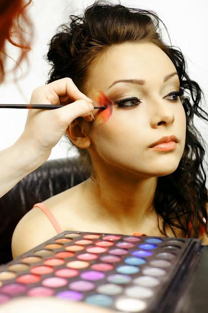 Makeup Artists Career Eye