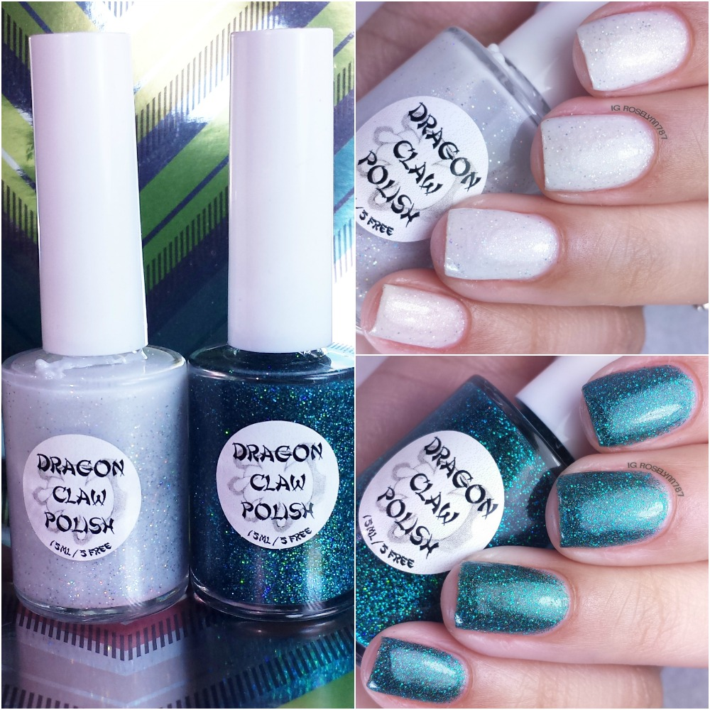 Dragon Claw Polish - Holo Palooza Collection