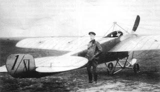 Пётр Николаевич Нестеров. Основоположник высшего пилотажа