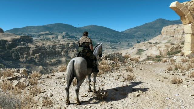تحديث لعبة Metal Gear Solid V : The Phantom Pain على جهاز PS4 Pro أصبح متوفر
