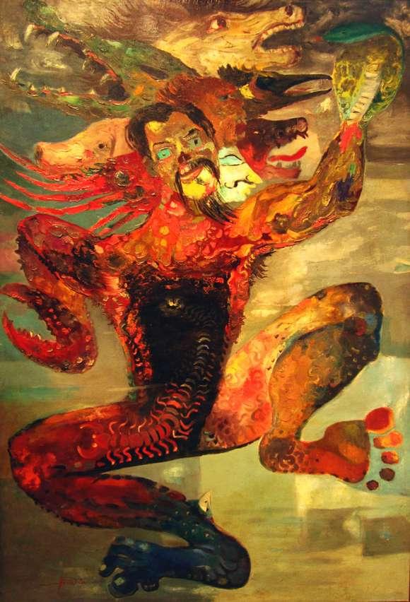 Karya Lukisan Hendra Gunawan