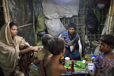 69 Muslim Rohingya Tewas di Tangan Militer Myanmar
