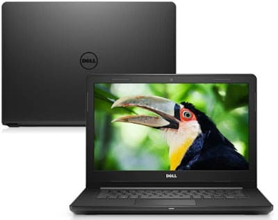 Foto do Notebook Dell i14-3467-M10 Intel Core i3 6006U