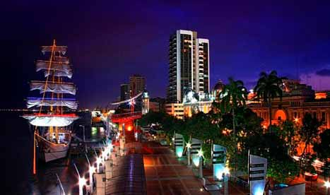 Hoteles en el centro de Guayaquil