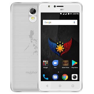 MyPhone MYA9 DTV ROM