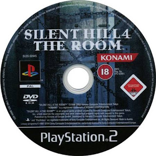 Cd-Rom Download ISO Silent Hill 4 The Room PS2 PT-BR