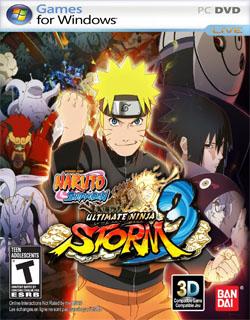 تحميل لعبة NARUTO SHIPPUDEN Ultimate Ninja STORM 3 مضغوطة برابط مباشر وتورنت مجانا