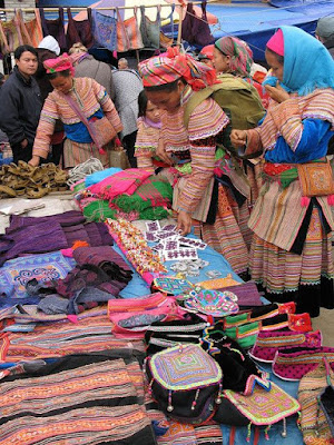 The most Colourful Sapa Markets in the days before Tet holiday