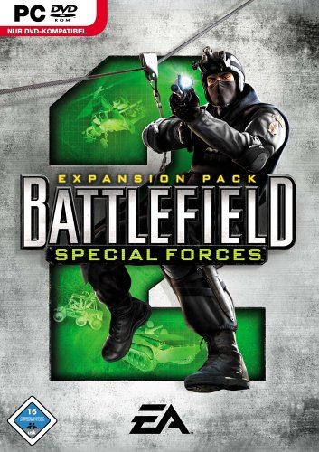battlefield2 - Battlefield 2 Special Forces Addon | PC