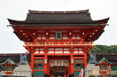 Fushimi Inari Taisha - Templo de Inari em Kyoto