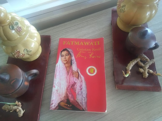 Pernyataan Cinta Bung Karno Kepada Ibu Fatmawati