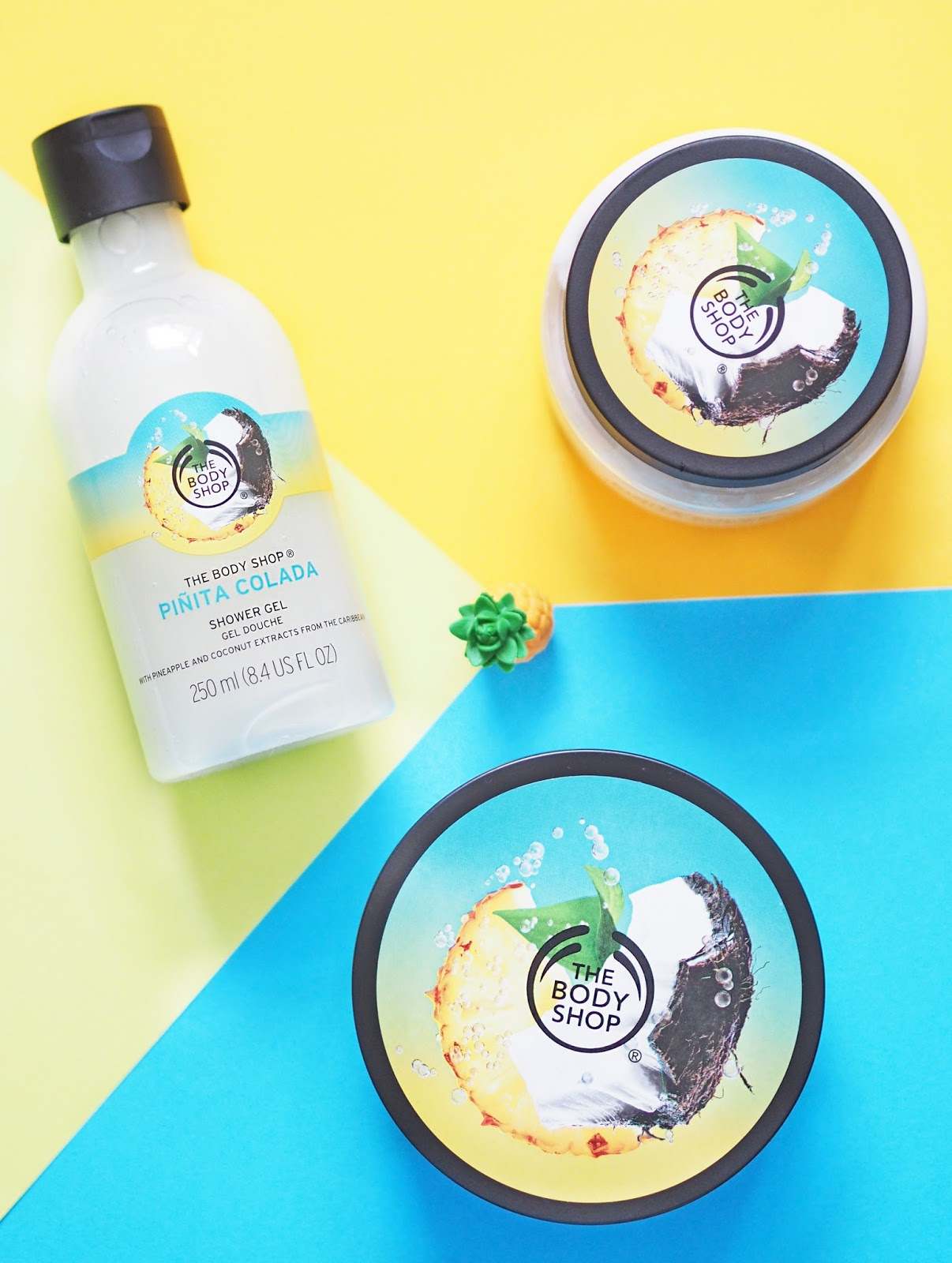 The Body Shop Piñita Colada Review