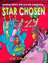 Star Chosen science fiction novel - book ordering page