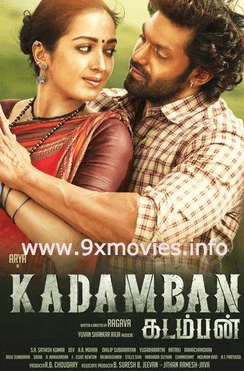 Free Download Kadamban 2017 UNCUT Dual Audio Hindi    300MB