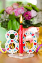 message pour dire joyeux anniversaire pour 80 ans